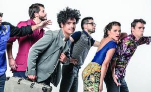La actuación de Puerto Candelaria en el Palacio de Festivales será gratuita