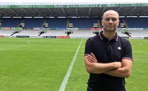 El Racing ficha a Paco Imbernón como técnico-ayudante