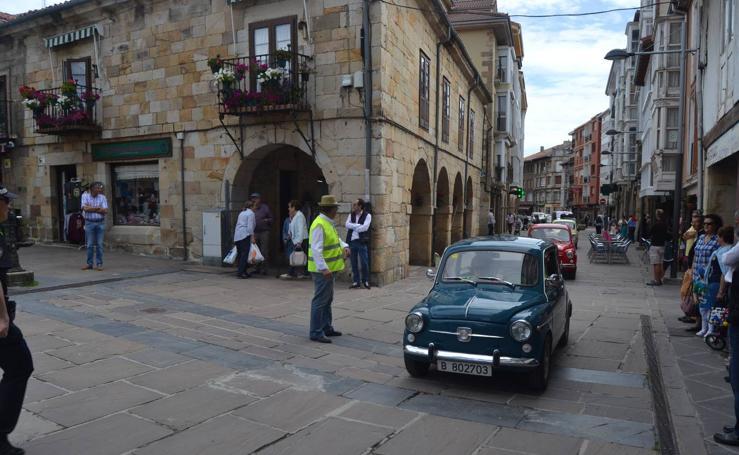 La TraveSEAT 600 parte de Reinosa hacia Ulldecona (Tarragona)