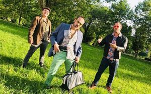 El grupo «mongopop» Asstraco presenta su primer disco este domingo en Soto de la Marina