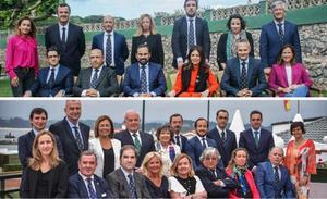 Ángela Escallada y Eduardo Mora se postulan para presidir el Club de Tenis