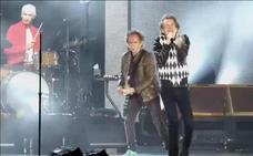 Jagger reaparece lleno de energía en Chicago tras su operación de corazón