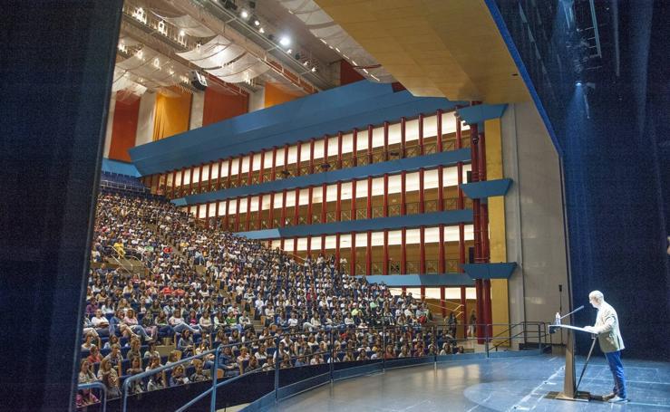Históricas oposiciones docentes en Cantabria