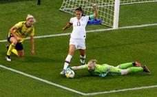 Alex Morgan, la cara del 'US Team' y del fútbol femenino