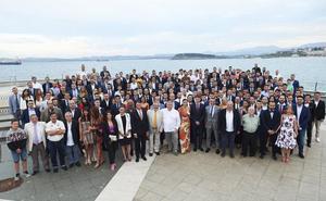 Los árbitros de Cantabria celebran su fiesta