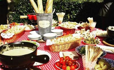 Acierta con el catering si te casas en una finca en Cantabria