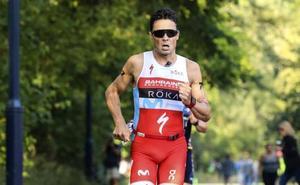 Gómez Noya, subcampeón de Europa de Medio Ironman