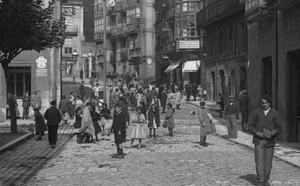 El CDIS propone un recorrido virtual por imágenes del Santander de principios del XX