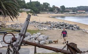 El secretario de Estado de Medio Ambiente no aclara ahora si habrá o no rellenos en La Magdalena tras el verano