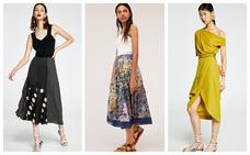 Diez faldas rebajadas para ensalzar cualquier look veraniego