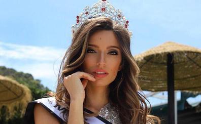 Ainara de Santamaría, la belleza oficial cántabra, a por el título nacional de Miss Grand