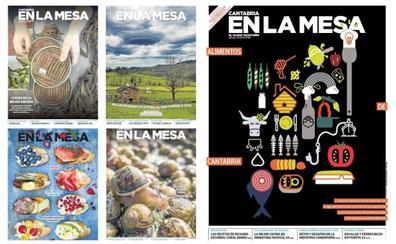 Cantabria en la Mesa repite nominación a los Premios Nacionales de Gastronomía
