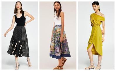 Diez faldas rebajadas para potenciar cualquier look veraniego