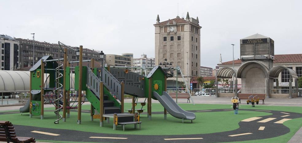 La estación de autobuses de Santander se mejorará con un presupuesto de 900.000 euros