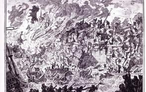 'Ciencia y vivencia' en torno al terremoto de Lisboa de 1755