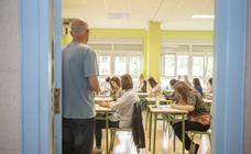 Primeros exámenes de las oposiciones docentes