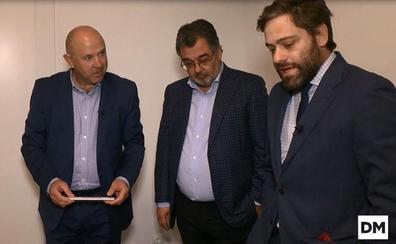 Las empresas patrocinadoras del concurso 'Talento Cantabria' analizan las claves del emprendimiento