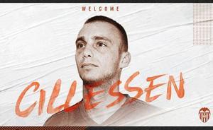 Cillesen firma por el Valencia por 35 millones de euros