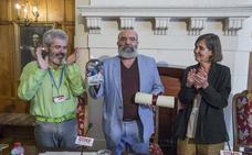 Paco Delgado dedica el Premio de la UIMP a quienes están «detrás de las cámaras»