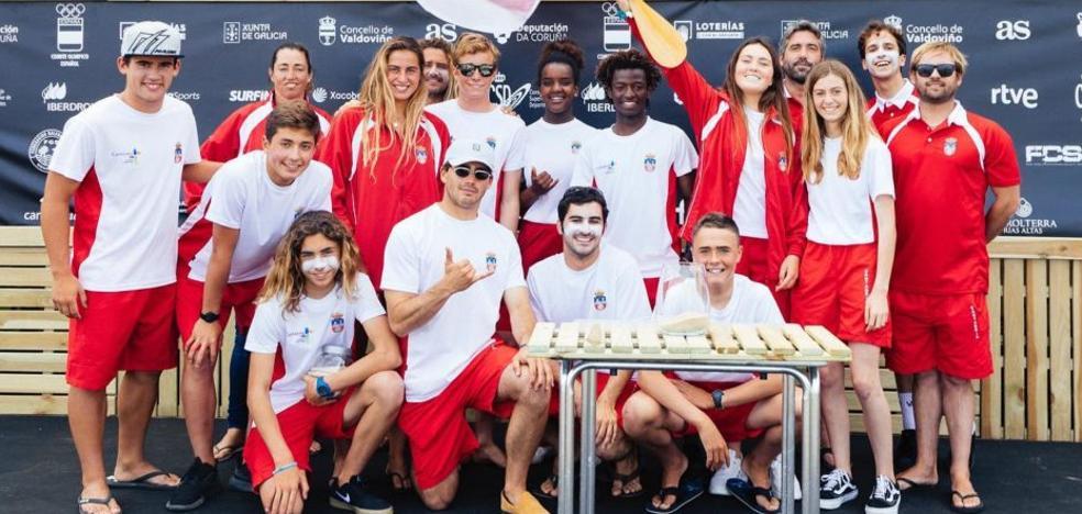Cantabria se cuelga la plata en el Campeonato de España por selecciones autonómicas