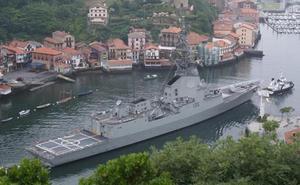 La fragata 'Blas de Lezo' de la Armada Española visita Santander y se podrá visitar este fin de semana