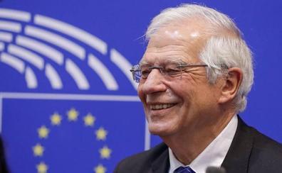 Borrell alega que no irá a la Eurocámara para no dejar desatendido Exteriores