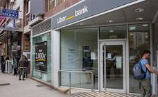 Una sentencia declara nula la cláusula suelo de una hipoteca de Liberbank a un exempleado