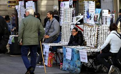 Un juez ordena a Loterías y Apuestas del Estado que deje de vender participaciones en internet