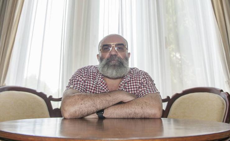 Paco Delgado, un diseñador de película