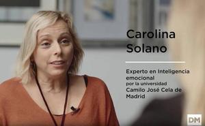 Carolina Solano «Unos padres que no hablan de emociones, tendrán unos hijos que tampoco lo hagan»