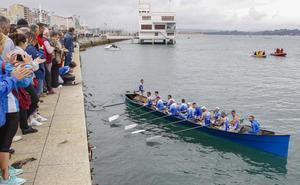 La élite de las traineras regresa este sábado a la bahía de Santander