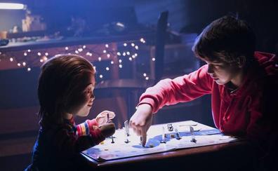 'Muñeco diabólico' y otros estrenos