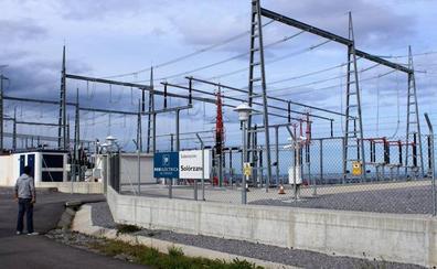 Los vecinos de Solórzano se plantan contra el ruido de la subestación eléctrica