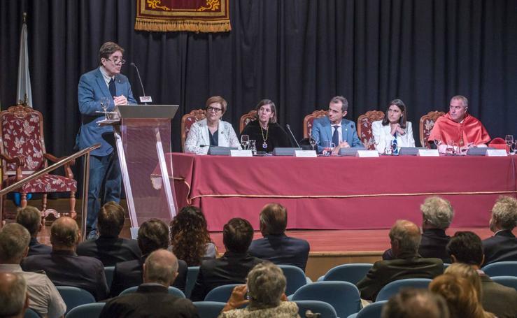 García Montero inaugura los cursos de verano de la UIMP