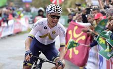 Denifl pierde por dopaje la etapa de Los Machucos, que será para Contador