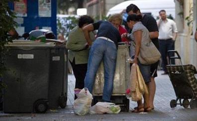 Más de 115.000 cántabros viven en riesgo de pobreza