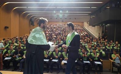 Jornada de graduaciones en Uneatlántico