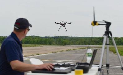 Un dron se incorpora al control de las carreteras cántabras durante el verano