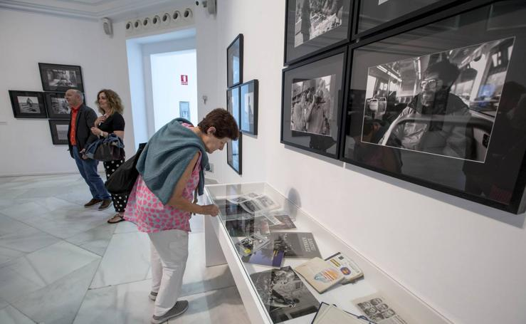 Juantxu Rodríguez: la memoria en la retina, la vida en la cámara