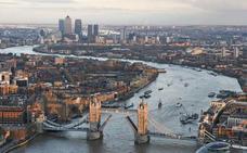 El Puente de la Torre de Londres celebra sus 125 años mirando lo que pudo haber sido