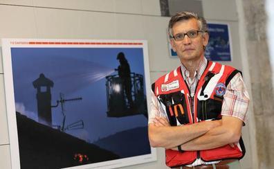«Entre inundaciones e incendios este año no nos han hecho falta talleres de entrenamiento»