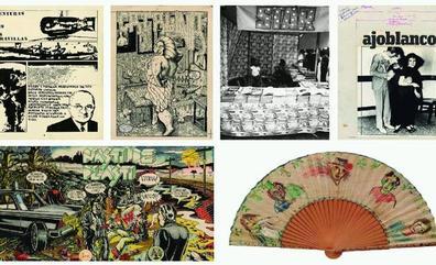 El Archivo Lafuente refuerza sus vínculos con el trascendente legado de la contracultura