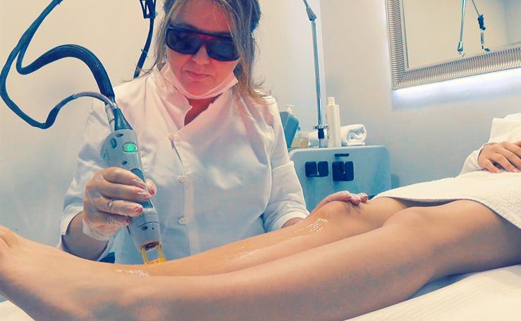 Una depilación láser con garantías en Skin d'or Santander