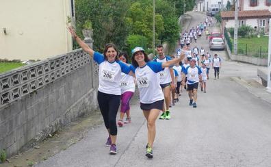 La marcha para conocer mejor Polanco recorrerá los senderos del Pozo Tremeo