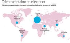 CEOE busca tejer una red exterior con cántabros que triunfan en el extranjero