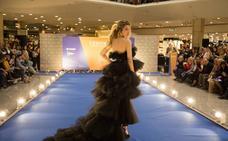 Desfile de jóvenes diseñadores cántabros, este miércoles en el Casino
