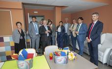 Meruelo inaugura el Centro de Atención a la Dependencia con 60 plazas residenciales