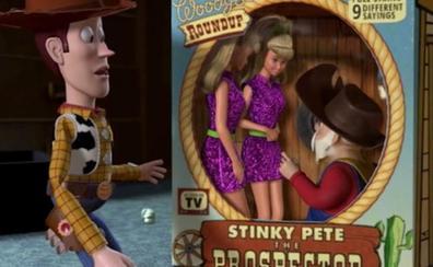 Pixar censura 'Toy Story 2'