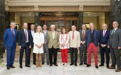 Liberbank explica su 'Plan Sí' de banca al Consejo Consultivo de Cantabria