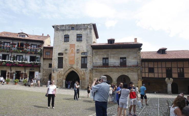 Rehabilitada la Torre de Don Borja, homenaje a Jesús Polanco y Pancho Pérez